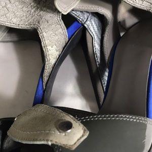 Alexander Wang Shoes - Alexander Wang multi pattern & texture heels 39 EU